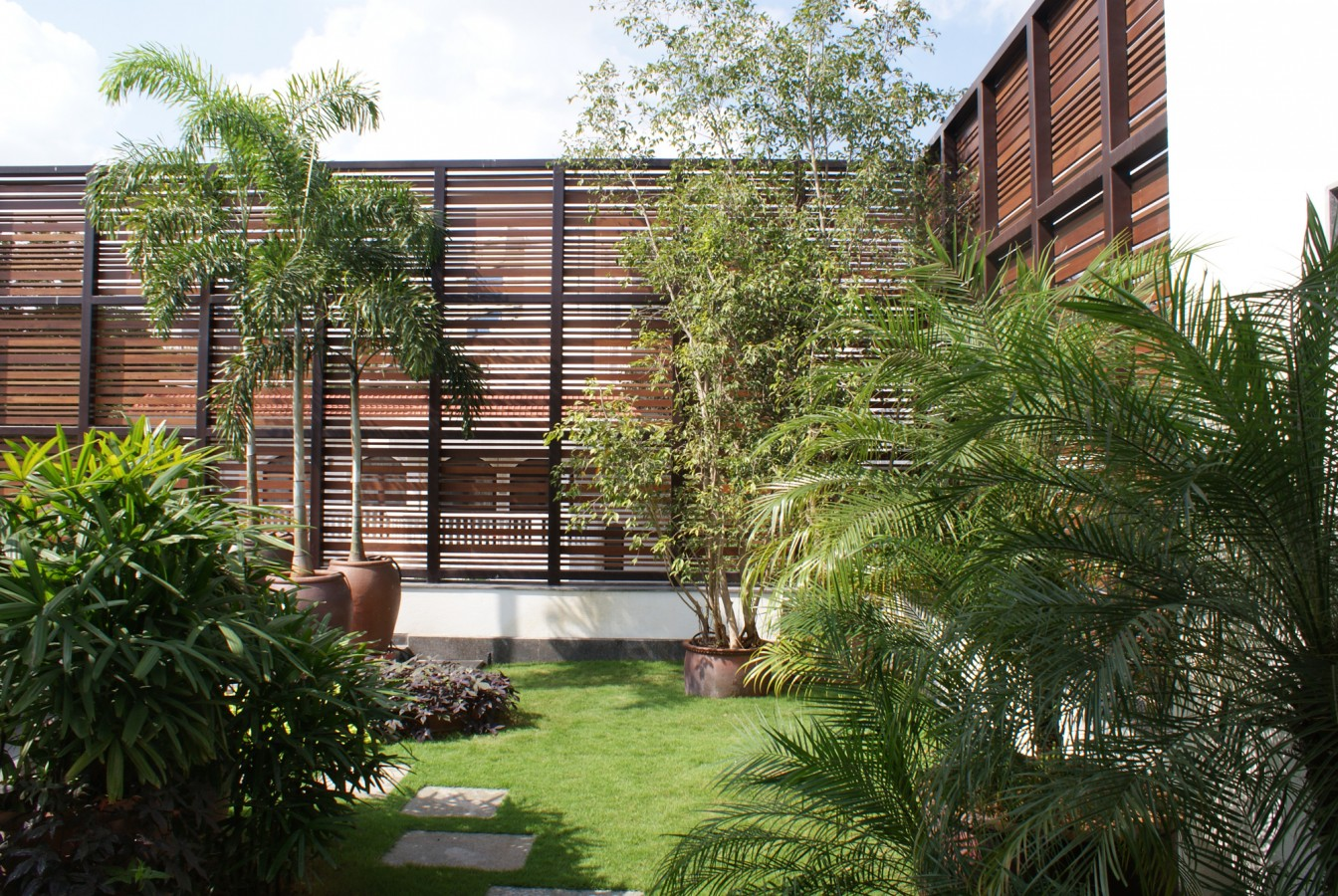 Terrace garden house rma architects for Terrace garden