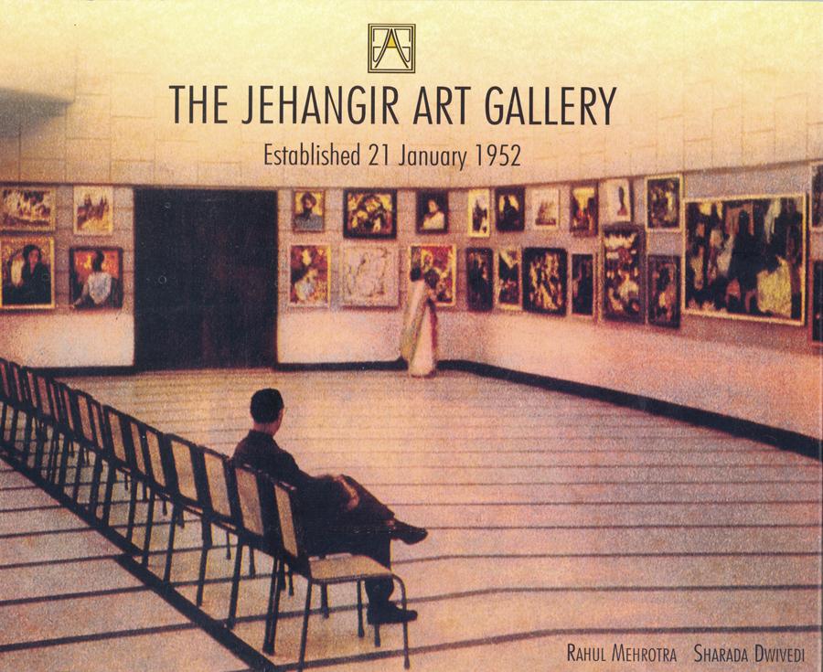 the jehangir art gallery
