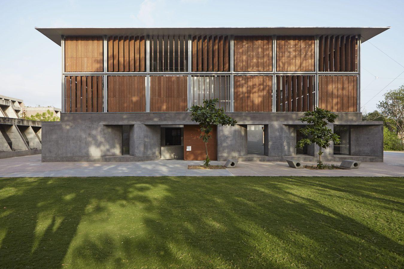 CEPT University Library | RMA Architects