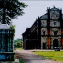 World Heritage site at Old Goa